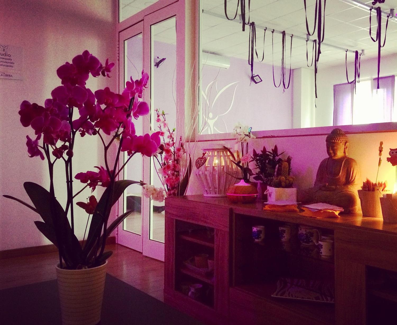 L Angolo Del Relax.Photo Gallery Studio Olistico Orchidea